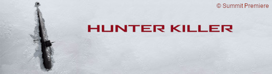 Hunter Killer - Trailer #1