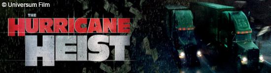 Hurricane Heist - Ab September auf DVD und Blu-ray