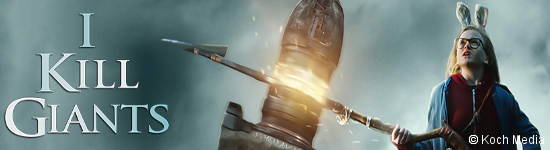 I Kill Giants - Details zu der Giant-Edition