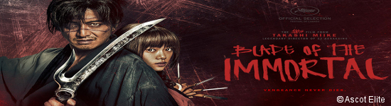 BD Kritik: Blade of the Immortal