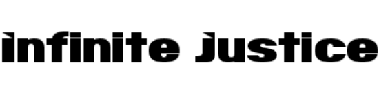Infinite Justice