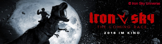 Iron Sky 2: The Coming Race - Trailer #2