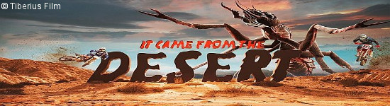 It Came from The Desert - Trailer #1