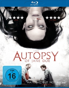 BD Kritik: The Autopsy of Jane Doe