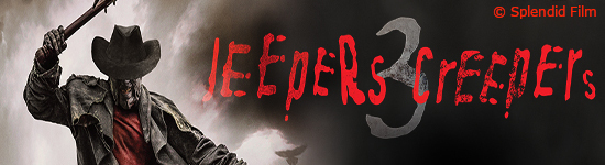 Jeepers Creepers 1-3 - Ab September auf Blu-ray