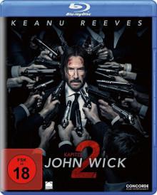 BD Kritik: John Wick - Kapitel 2