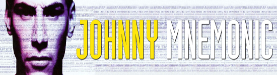 Special: Johnny Mnemonic