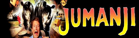 Jumanji - Ab Dezember als Neuauflage auf Blu-ray