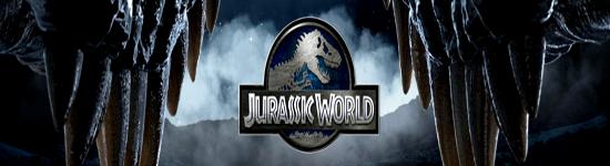 Jurassic World - Steelbook Edition mit 2 Dino-Figuren reduziert