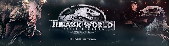 Jurassic World 2 - Trailer #1