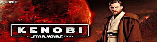 Star Wars: Kenobi-Serie angekündigt