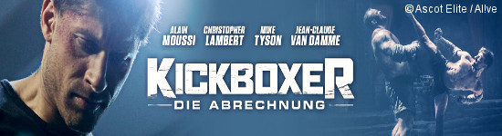 Kickboxer: Die Abrechnung - Ab April auf DVD und BD