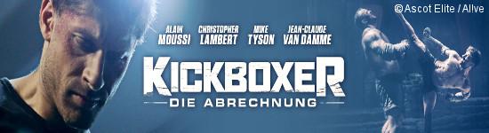 Gewinnspiel: Kickboxer - Die Abrechnung
