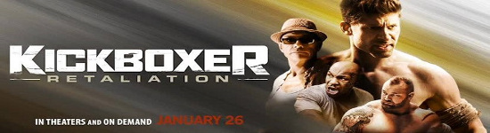 Kickboxer: Retaliation - Trailer #2