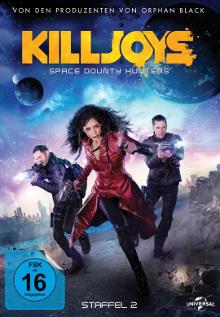 Killjoys - Staffel 2