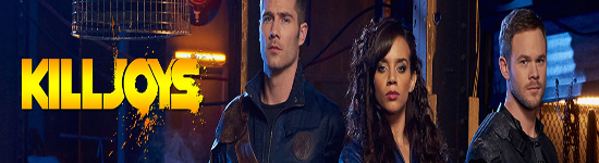 Killjoys - Staffel 2