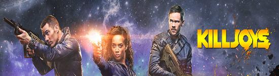 Killjoys - Staffel 1