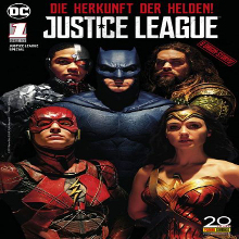 Comic Review: JUSTICE LEAGUE MOVIE SPECIAL