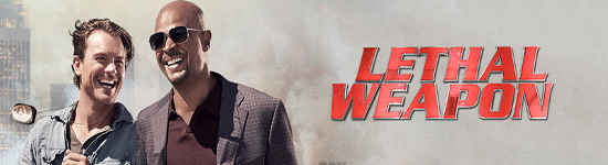 Lethal Weapon: Staffel 1 - Ab September auf DVD und Blu-ray