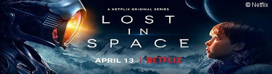 Lost in Space - Netflix bestellt neue Staffel