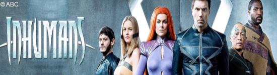 Inhumans - Nach Staffel 1 abgesetzt