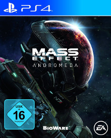 PS4 Kritik: Mass Effect: Andromeda