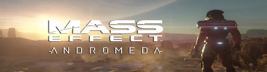 Mass Effect: Andromeda - Gameplay Trailer