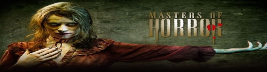 Masters of Horror: Staffel 1 - Ab Januar auf BD