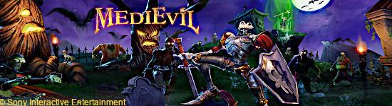 MediEvil: Original-Version im Remake enthalten