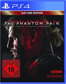 PS4 Kritik: Metal Gear Solid 5 - The Phantom Pain
