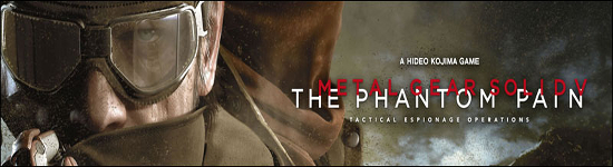 PS4 Kritik: Metal Gear Solid 5 - The Phantom Pain