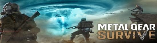 Metal Gear Survive - Ab Februar im Handel