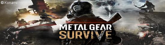 Metal Gear Survive - Zweite Betaphase gestartet