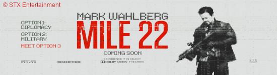 Mile 22 - Trailer #1
