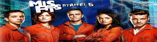 Misfits - Staffel 5