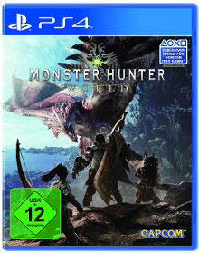 PS4 Kritik: Monster Hunter World