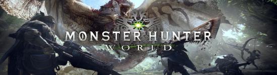 Monster Hunter World - Beta start am Wochenende