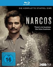 BD Kritik: Narcos – Staffel 1