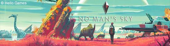 No Man's Sky - Update sorgt für mehr Content