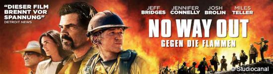 No Way Out - Ab Oktober auf DVD und Blu-ray