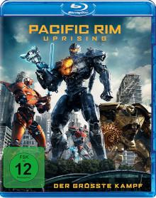 BD Kritik: Pacific Rim - Uprising