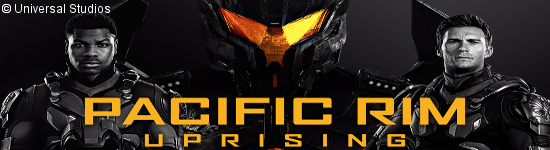 Pacific Rim 2: Uprising - Trailer #3