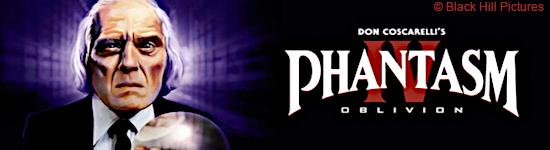 Phantasm IV: Das Böse IV -  Ab Juli im Mediabook
