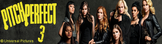 DVD Kritik: Pitch Perfect 3