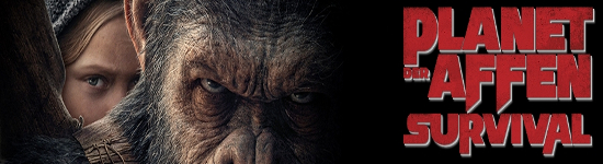 BD Kritik: Planet der Affen - Survival