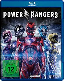 BD Kritik: Power Rangers