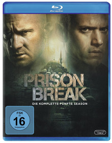 BD Kritik: Prison Break (Staffel 5)