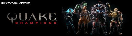 Quake Champions - Gratis Probewoche