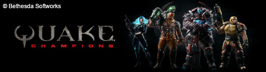 PC Kritik: Quake Champions
