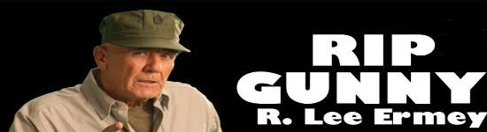 Gute Reise Gunny - R. Lee Ermey gestorben